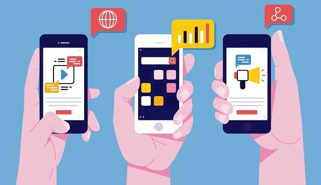 mobile marketing across phones