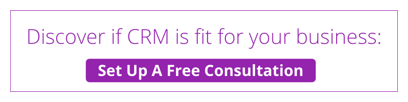 Discover if CRM is fit for your business