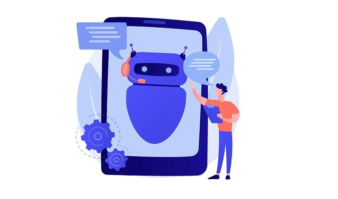 Chatbot taking instructions